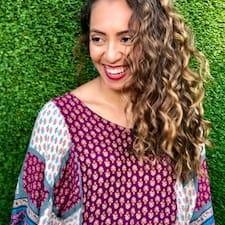 Jasmine R - Uživatelský profil