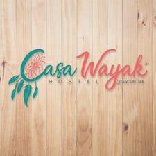 Casa Wayak Hostal - Uživatelský profil