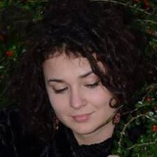 Anastasija felhasználói profilja