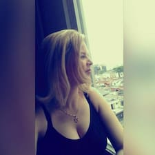 Profil utilisateur de Andréia