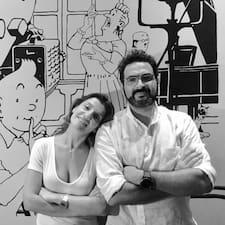 Issam & Eliane - Uživatelský profil