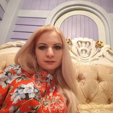 Perfil do utilizador de Екатерина