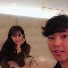 Hwanhee felhasználói profilja