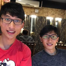 Perfil do usuário de Hsieh