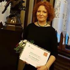 Nutzerprofil von Pavlína