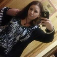 Cayla felhasználói profilja