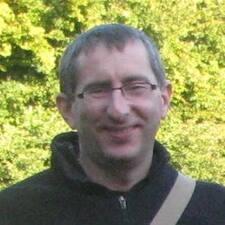 Användarprofil för Jean-Christophe