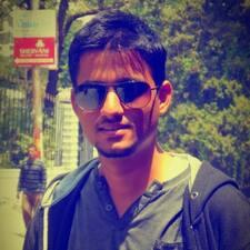Perfil do usuário de Ashutosh