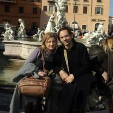 Nina & Nino felhasználói profilja