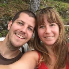 Profil utilisateur de Annika & Jeff