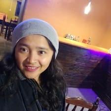 Henkilön Roxana Guadalupe käyttäjäprofiili