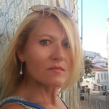 Perfil do utilizador de Veronika
