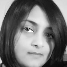 Användarprofil för Bijal