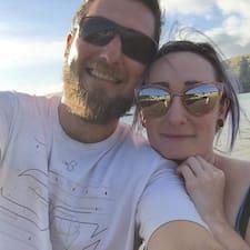 Chris & Sarah User Profile