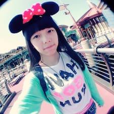 Yi-Ting felhasználói profilja