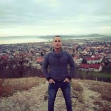 Profil utilisateur de János
