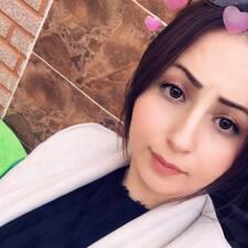 Profil utilisateur de Mariem