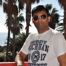 Användarprofil för Anil