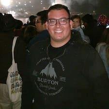 Profilo utente di Javier Ignacio