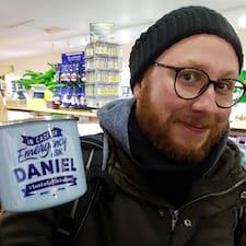 Danielさんのプロフィール