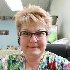 Jeaninne felhasználói profilja