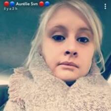 Perfil de l'usuari Aurélie