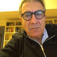 Profil korisnika Alberto Jorge