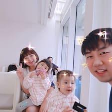 Perfil do usuário de 은미