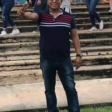 Ibrahim Guillemo felhasználói profilja