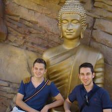 Alexandre & Allan felhasználói profilja