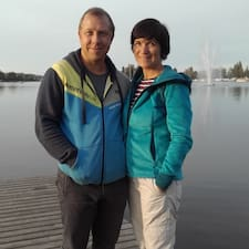 Nina\Alexey Brukerprofil