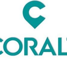 Coralt - Uživatelský profil