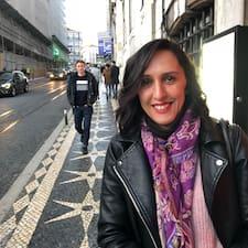 Perfil do utilizador de Maria Goreti