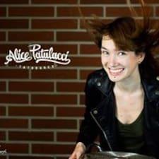 Profil korisnika Alice
