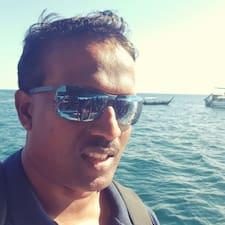 Rajesh Kumar Brukerprofil