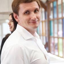 Andrii felhasználói profilja