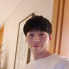 Perfil do utilizador de 재헌