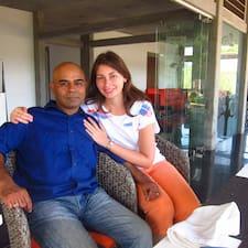 Jana & Vijay Brukerprofil
