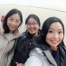 Gebruikersprofiel Chieh