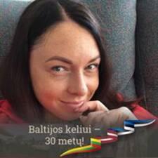 Användarprofil för Baltija