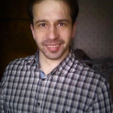 Nutzerprofil von Mikhail