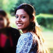 Diksha felhasználói profilja