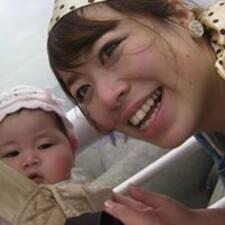 友恵 felhasználói profilja