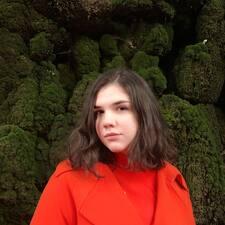 Профіль користувача Polina