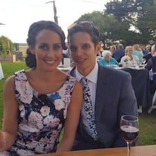 Profil Pengguna Kate & Lachlan
