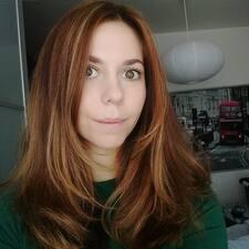 Profil utilisateur de Dita