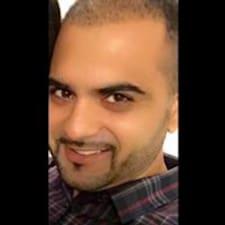 Henkilön Muhammad käyttäjäprofiili