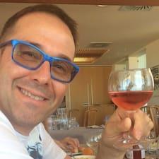 Användarprofil för Stefano