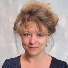 Henkilön Erika Berta käyttäjäprofiili