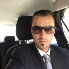 Henkilön Diego käyttäjäprofiili